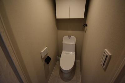 【トイレ】リノベーション物件 アストリア南麻布