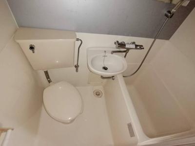 【浴室】日神パレス新高円寺第二