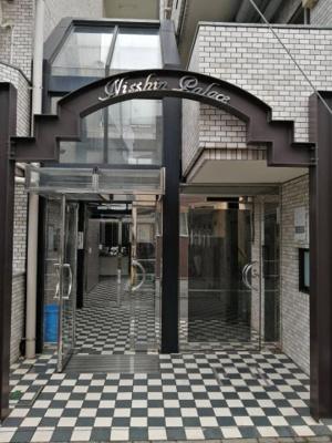 【エントランス】日神パレス新高円寺第二