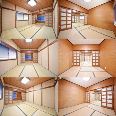 【玄関】Higashi-Nakahama3Terrace
