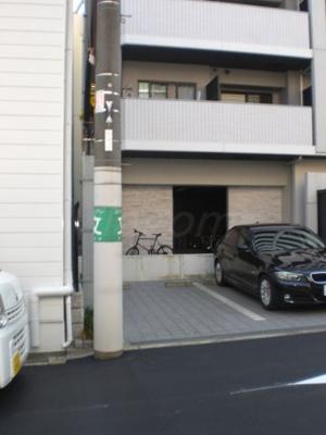 【駐車場】スワンズシティ大阪城南