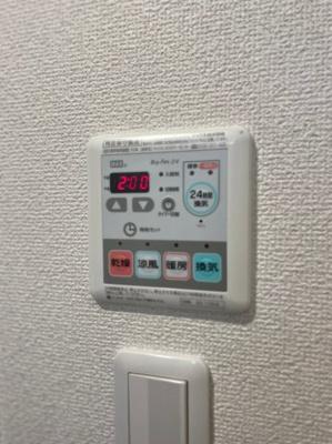 【設備】レオンコンフォート本町