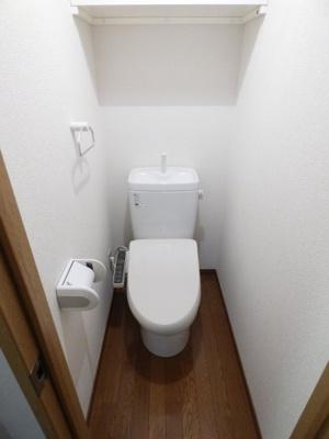 【トイレ】ヴィラ・アルカディア