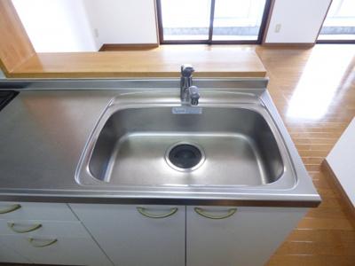 【キッチン】ヴィラ・アルカディア