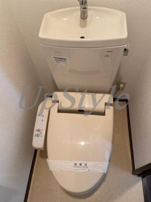 【トイレ】テック西ヶ原