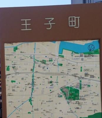 【地図】天城通7丁目土地