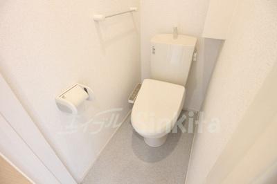 【トイレ】サニーレジデンス西三国エイチ