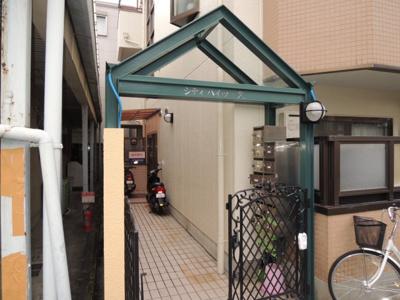 【エントランス】シティハイツHISA