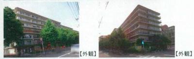 【外観】コトーハイツ伏見稲荷C棟
