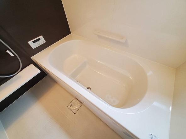【浴室】常陸大宮市南町新築1期 1号棟