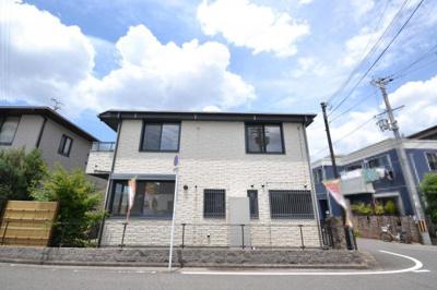 【外観】堺市北区長曽根町 戸建