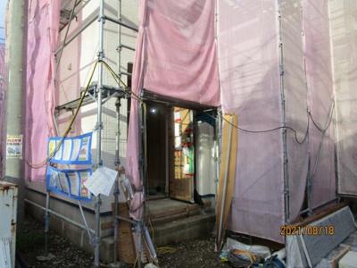 【外観】鴻巣市松原1丁目 新築分譲住宅全11棟