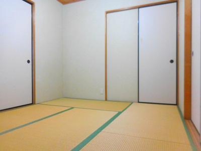 【和室】ハイツ高丸