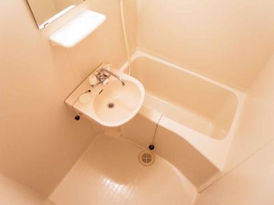 【浴室】グランデⅢ