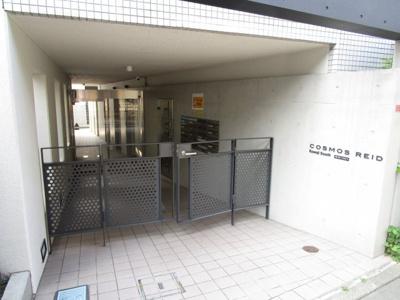 【エントランス】コスモリード高円寺サウス