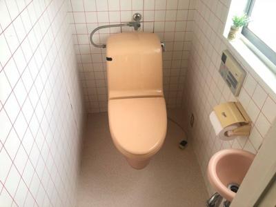 【トイレ】青木貸家