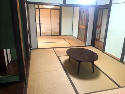 【和室】青木貸家