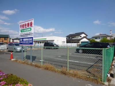 【外観】マルセ第2駐車場