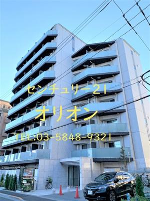 【外観】GENOVIA鷺ノ宮skygarden