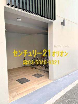 【エントランス】スカイヒルズ鷺ノ宮(サギノミヤ)-1F