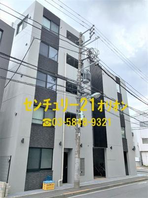 【外観】スカイヒルズ鷺ノ宮(サギノミヤ)-1F