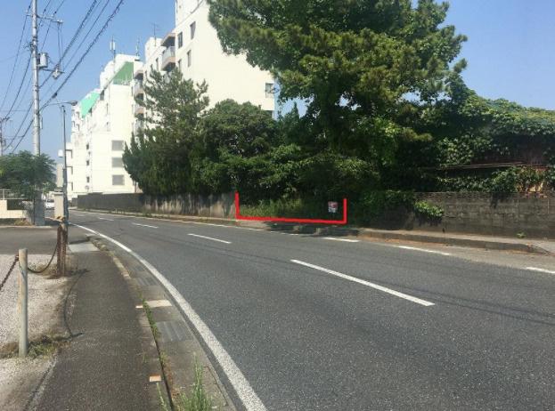【前面道路含む現地写真】種崎