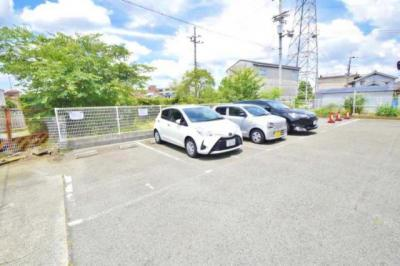 【駐車場】オレンジコーポ