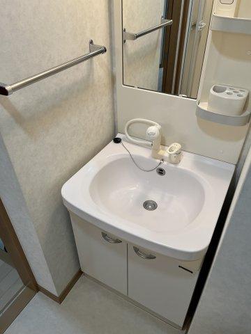 【洗面所】メゾン・ド・セラヴィー
