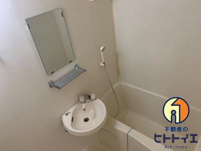 【浴室】パセオハイツ