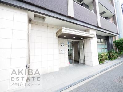 【エントランス】プレール・ドゥーク東京EAST Ⅲ