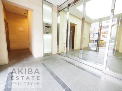 【ロビー】プレール・ドゥーク東京EAST Ⅲ