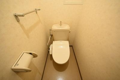 【トイレ】レスポワール赤坂 B棟