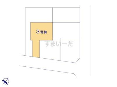 【区画図】リナージュ大阪市東淀川区大桐20-1期
