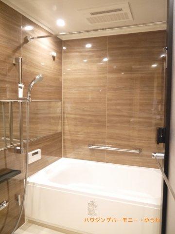 【浴室】モア・クレスト上池袋