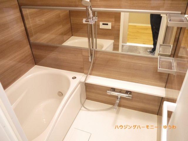 【浴室】ワコー高田馬場マンション