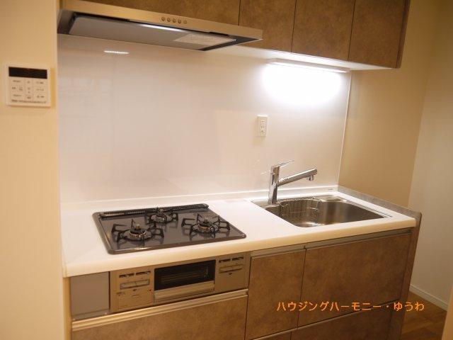 【キッチン】ワコー高田馬場マンション