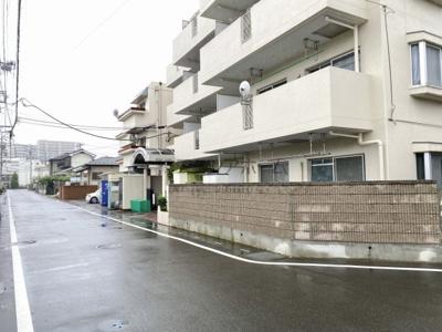 【外観】スターハイツ狭山壱番館