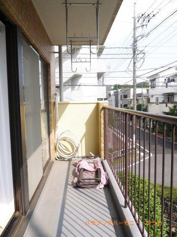 【バルコニー】ライオンズマンション成増