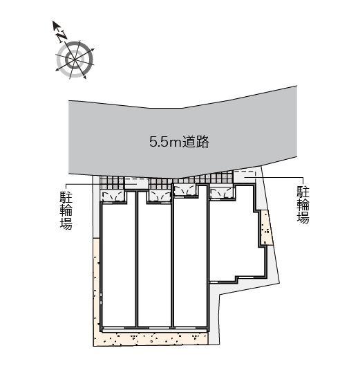 【区画図】イーストベル