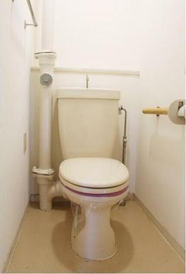 【トイレ】UR立川一番町東