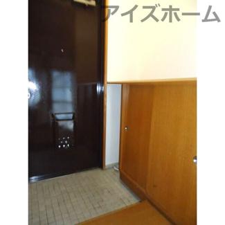 【玄関】シャトーレ黒川