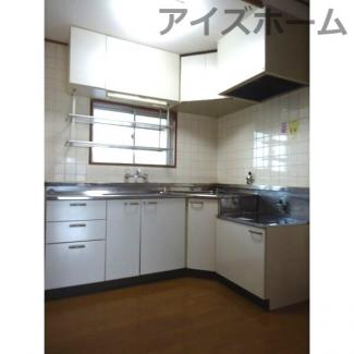 【キッチン】シャトーレ黒川