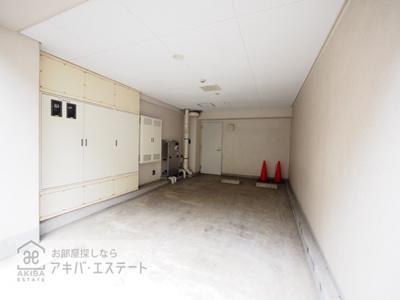 【駐車場】シンシティー両国弐番館