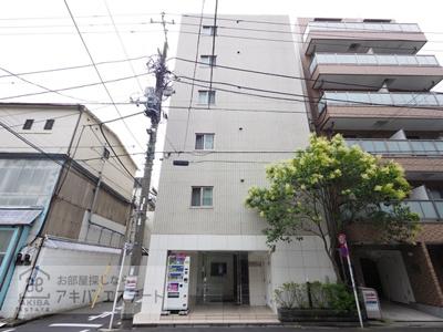 【外観】シンシティー両国弐番館