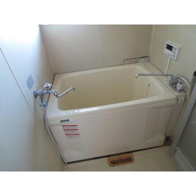 【浴室】大和コーポ第3(4F)
