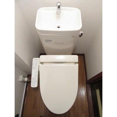 【トイレ】大和コーポ第3(4F)