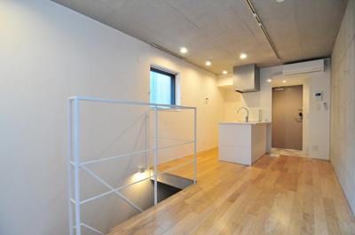 【居間・リビング】パセオ新宿3丁目Ⅰ【PASEO新宿3丁目Ⅰ】