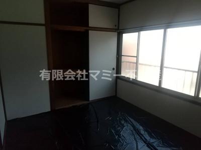 【内装】生桑町アパート付店舗