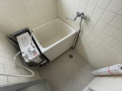 【浴室】藤井マンション