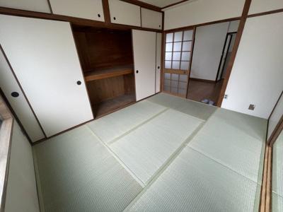 【寝室】藤井マンション